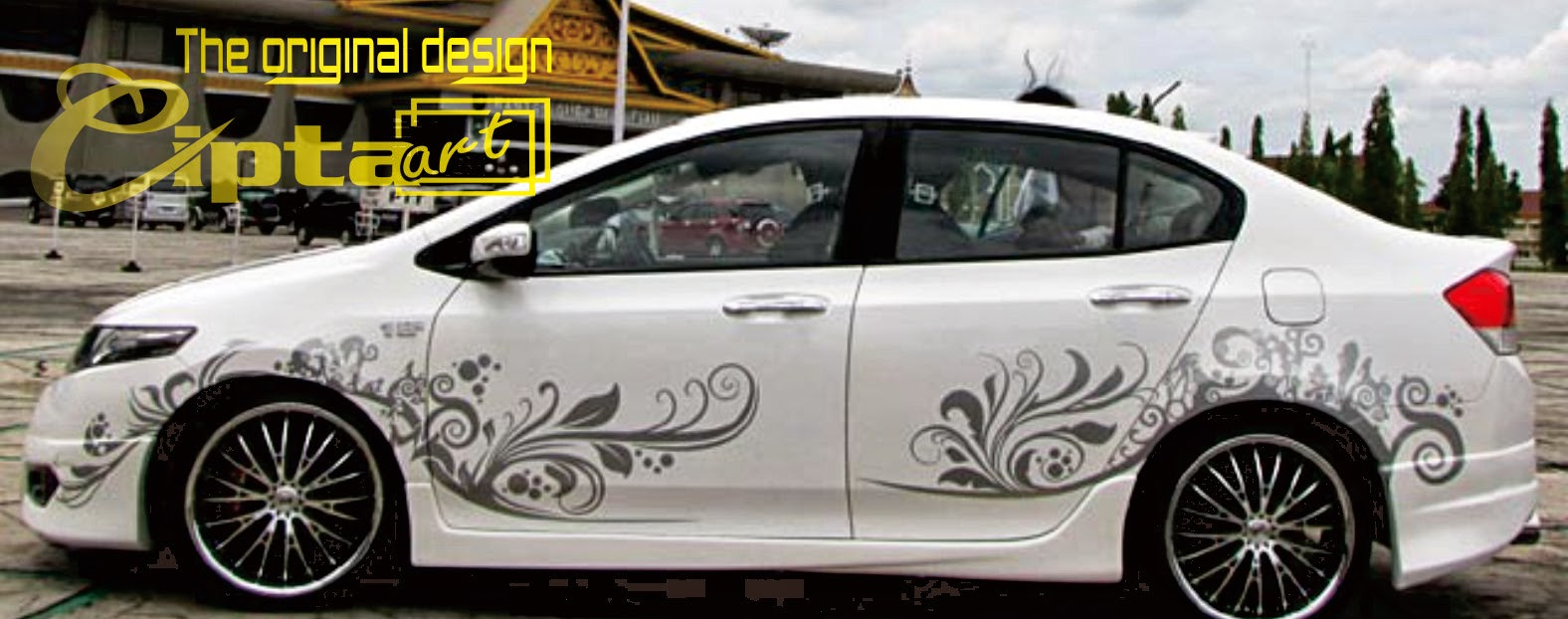 modifikasi mobil honda jazz warna hitam – Fiat World Test ...